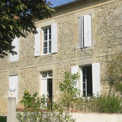 Accueil Château Dufilhot